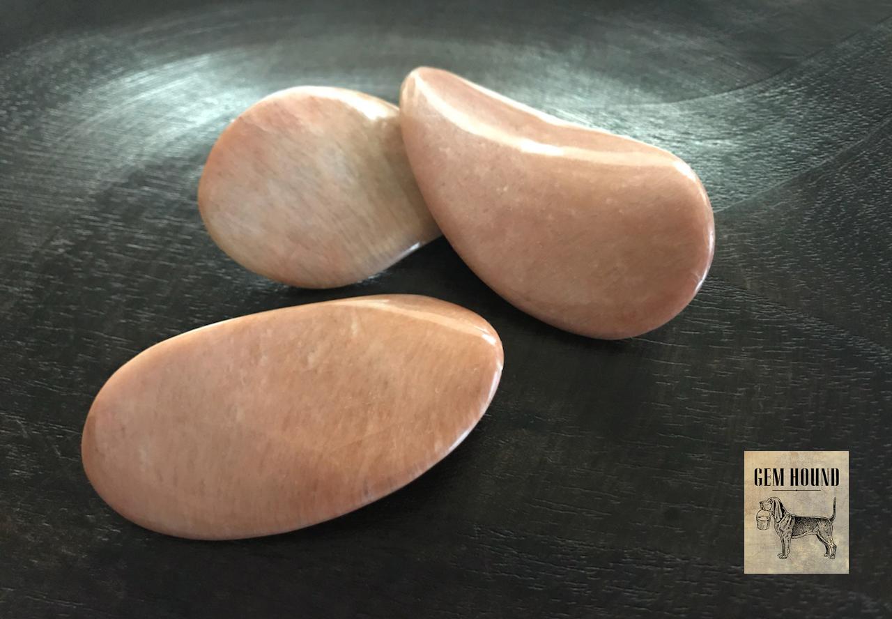 Madagascar Peach Stone