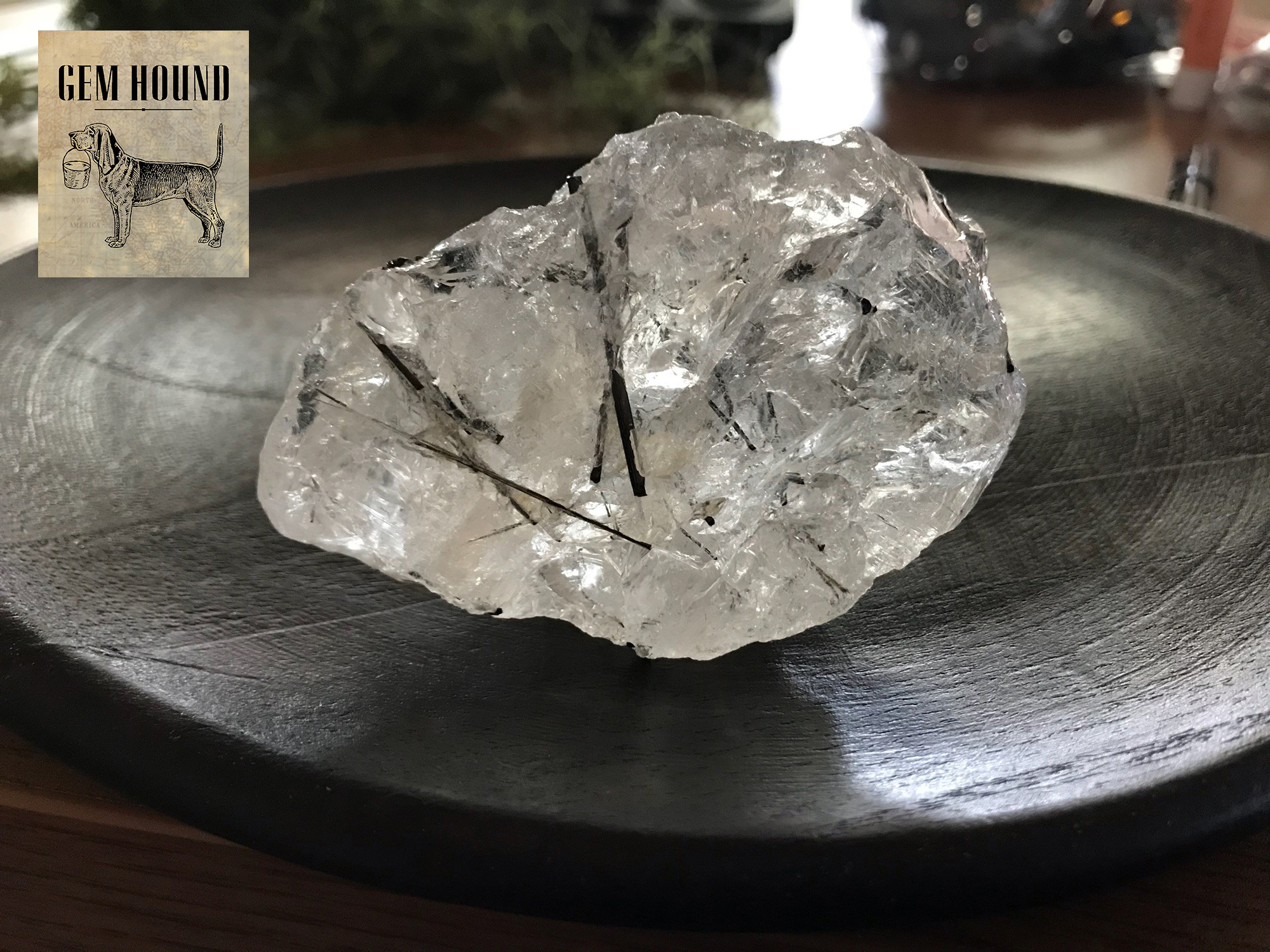 Tourmalinated Quartz